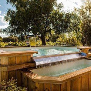 Bluewood piscines hors-sol bois