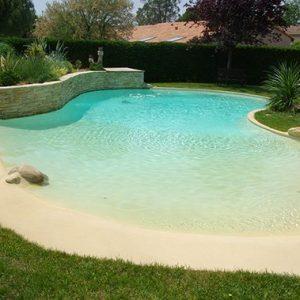 Iloé piscines formes libres
