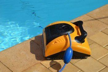 Robot éléctrique Dolphin W20