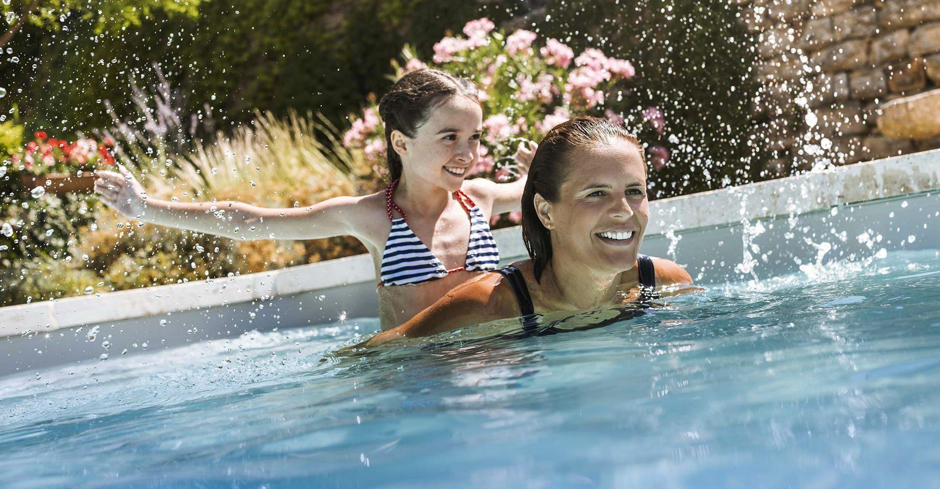 piscine familiale