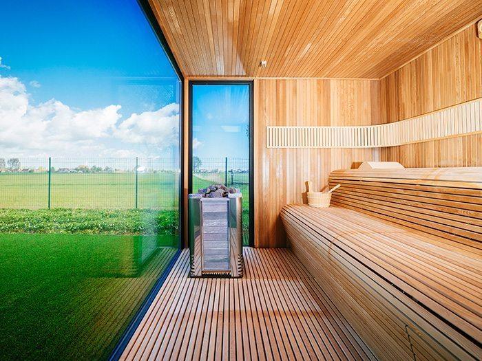 Sauna Luxury