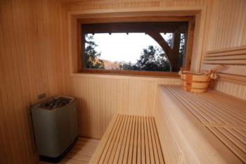 Sauna sur mesure Nordique France