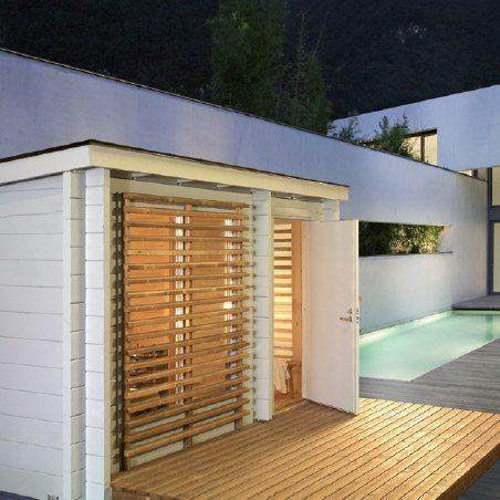 Sauna de jardin Maali