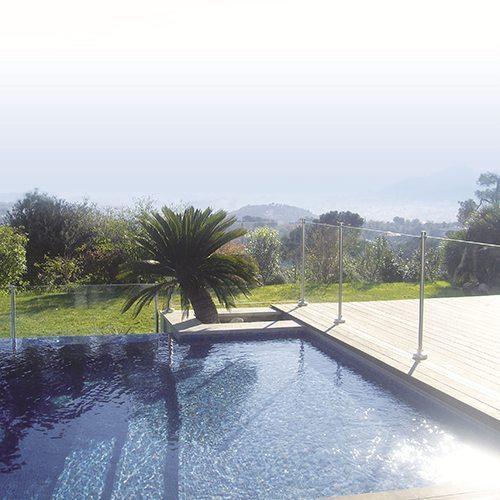 barri re de protection oc anix id es piscine. Black Bedroom Furniture Sets. Home Design Ideas