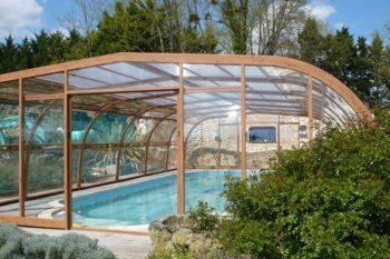 Abri de piscine Boiseo