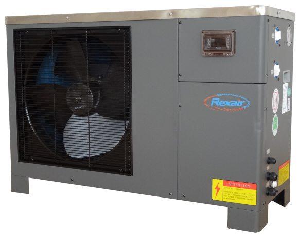 Rexair fait évoluer sa gamme de pompe à chaleur R'PAC
