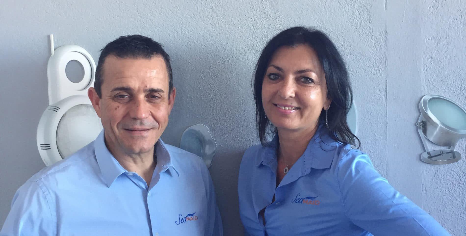 ALPHADIF, distributeur de la marque SeaMAID, s'agrandit et poursuit son développement