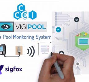 Vigipool, un nouveau système connecté pour contrôler la…