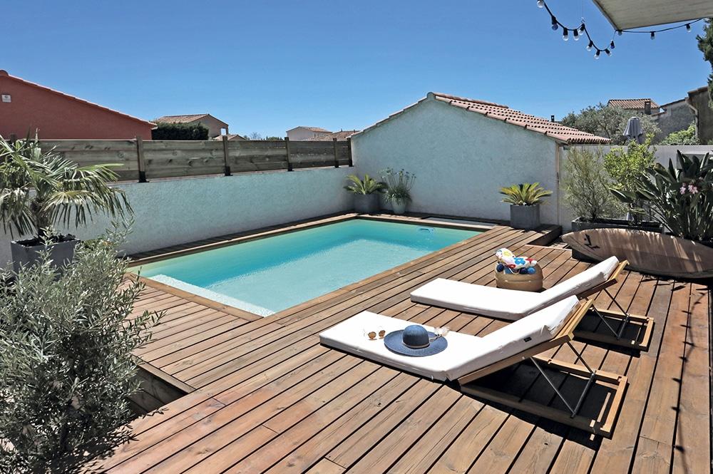 Les formes de piscine id es piscine for Piscine en limite propriete sur petit terrain