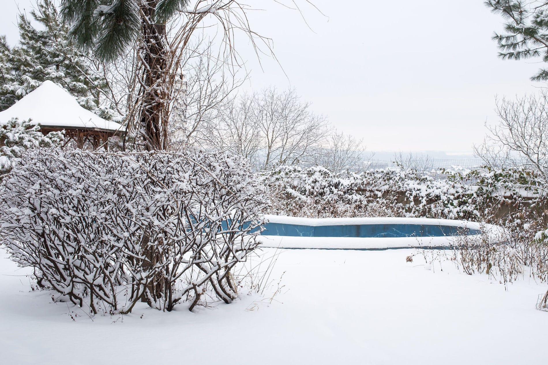 idées piscine hivernage