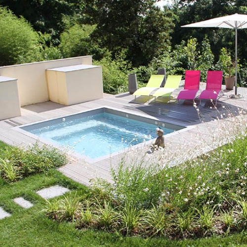 Les formes de piscine id es piscine for Piscine tendance