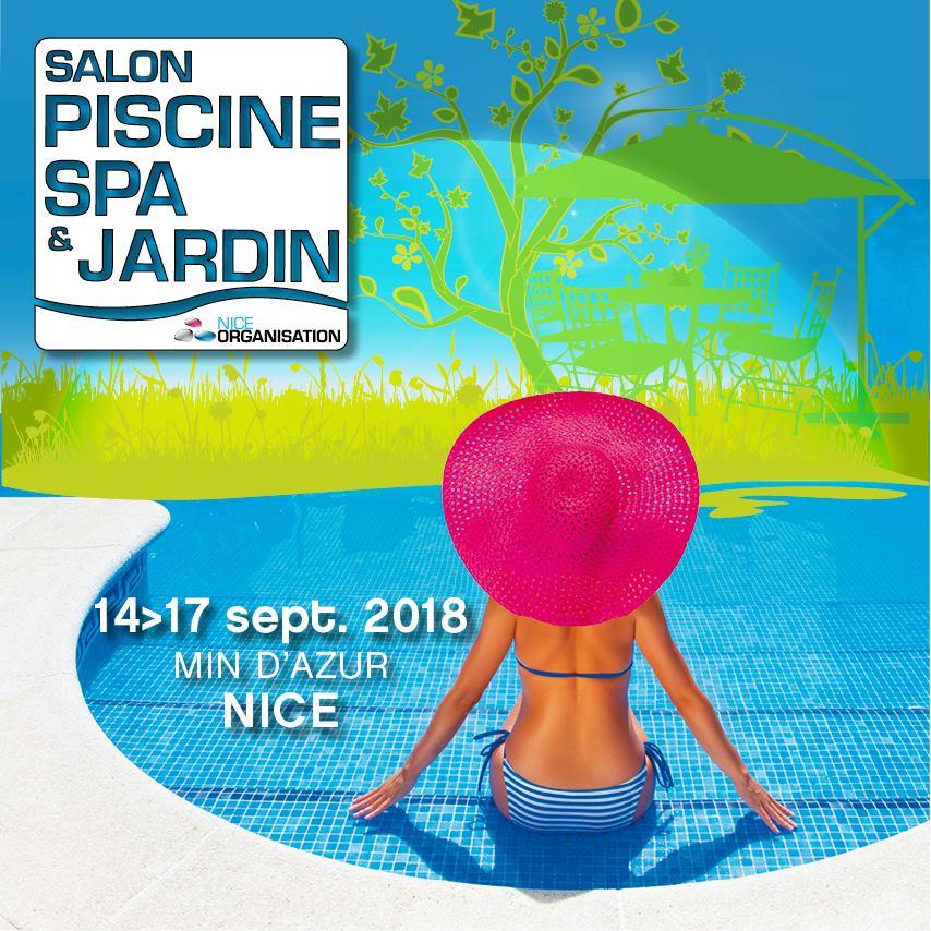 Salon Piscine, Spa & Jardin Nice 2018