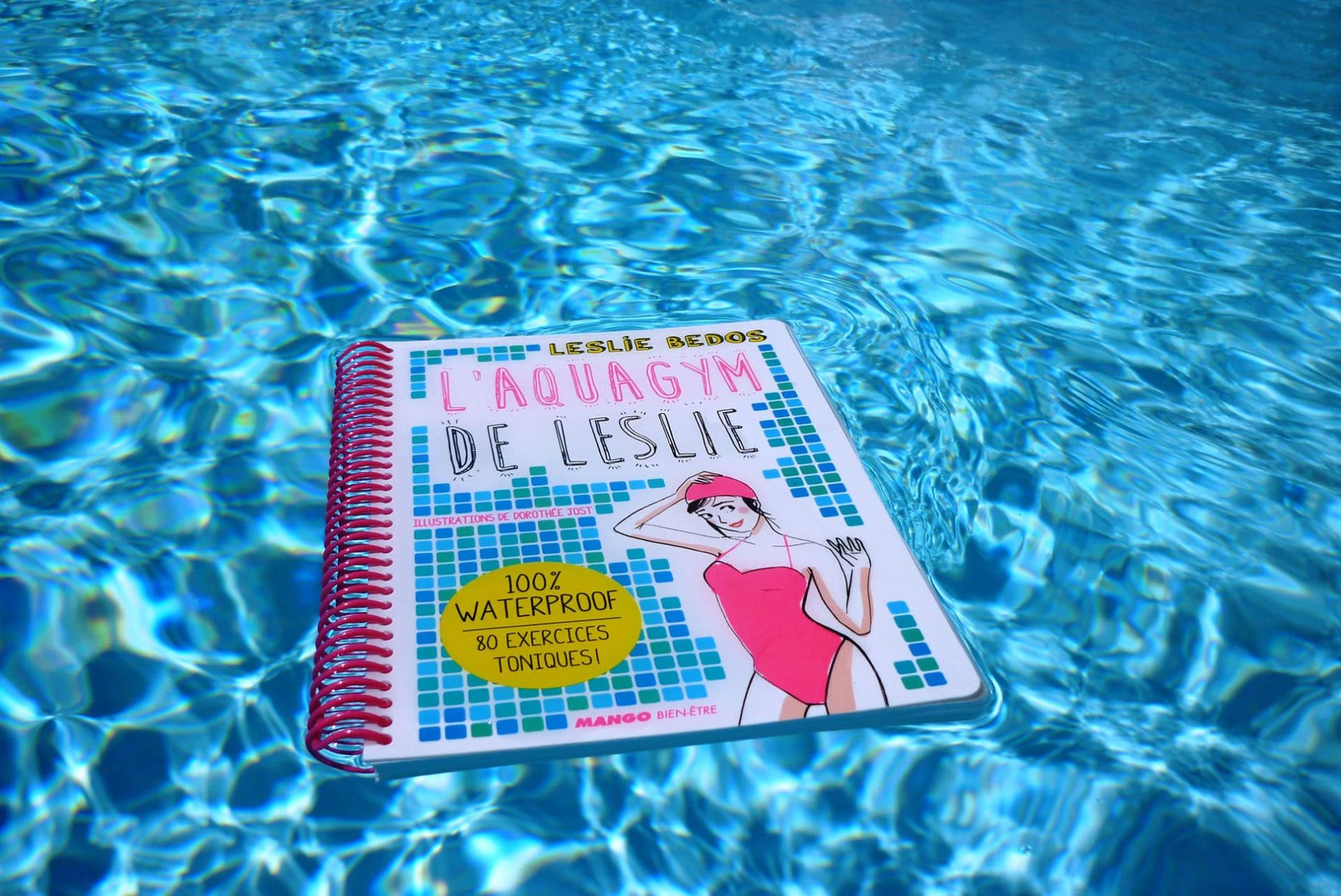 Aquagym de Leslie