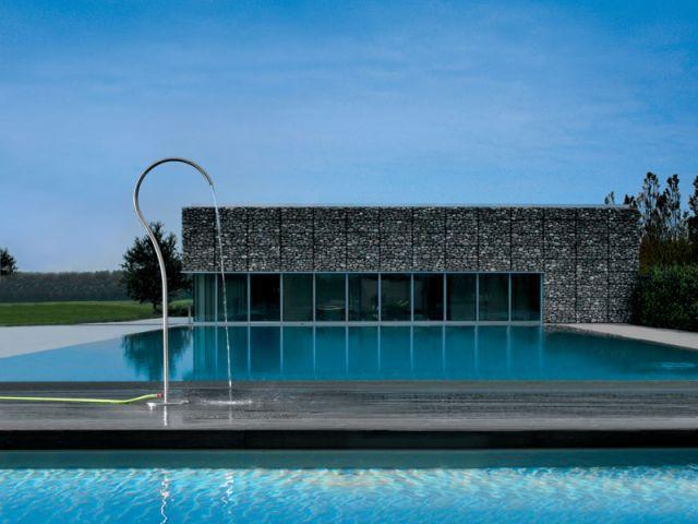 Douche de piscine Quizz