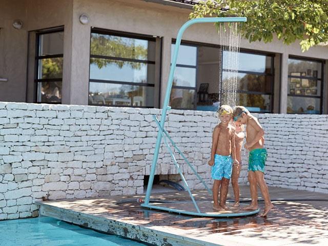 Douche de piscine Pasaia