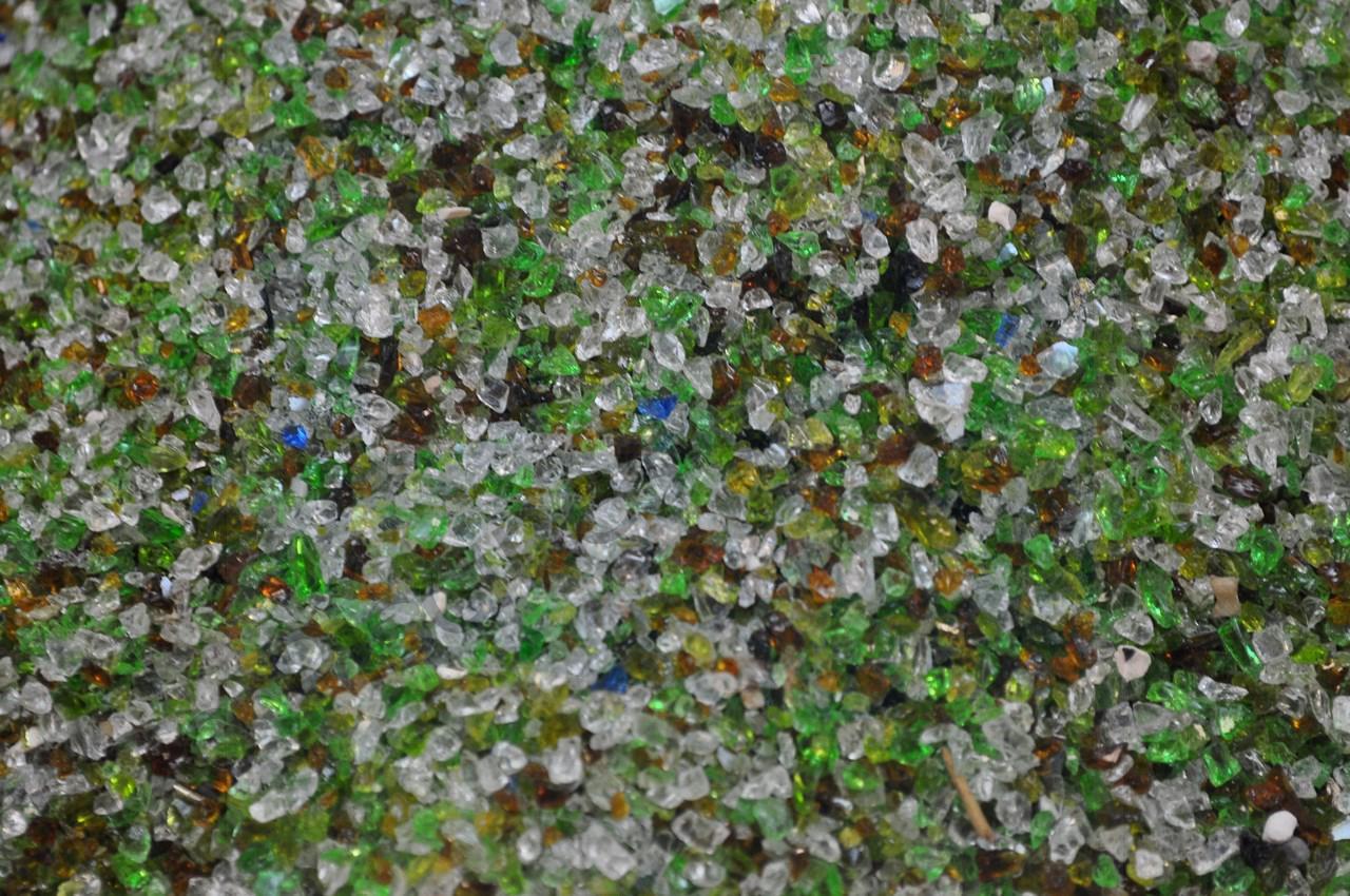 Verre recyclé, nouveau média filtrant pour piscine