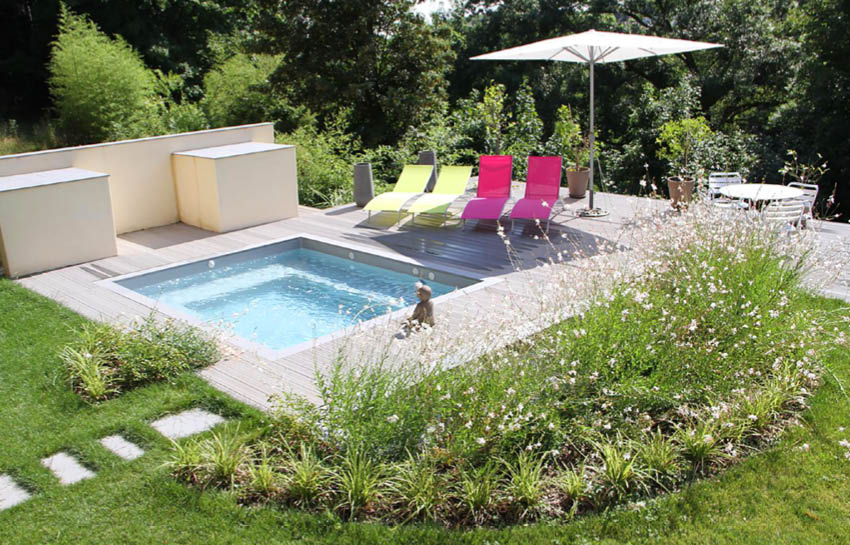 Mini-piscine SolidPool