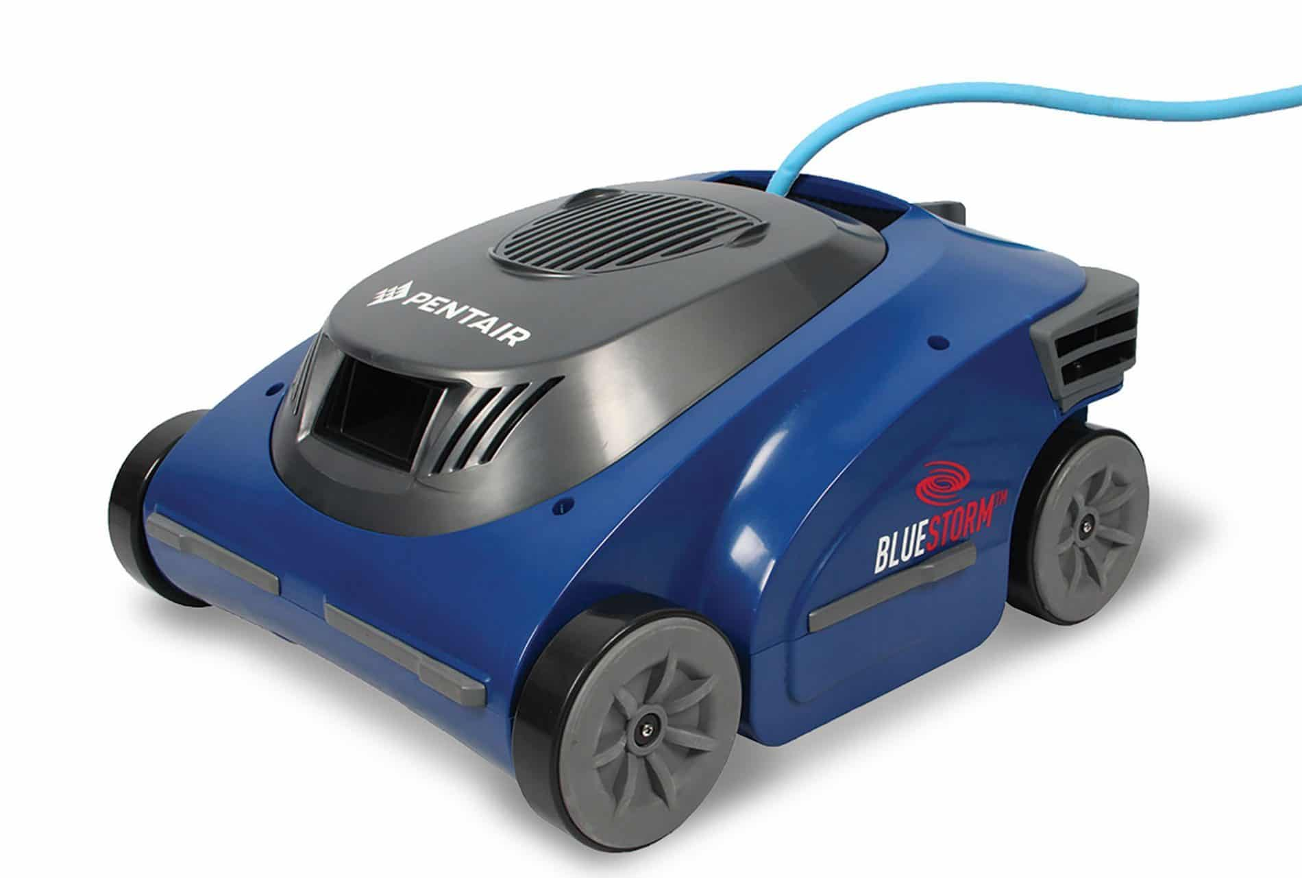 Robot BlueStorm