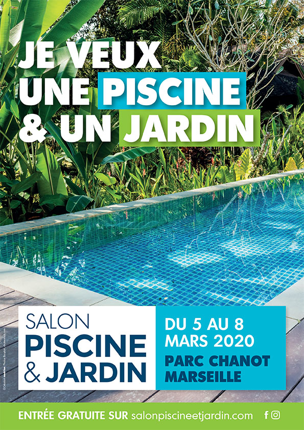 Salon Piscine & Jardin 2020