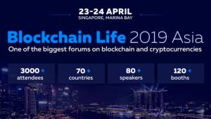 PR: Singapore Hosts Blockchain Life 2019