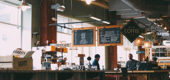 coffee shop stories