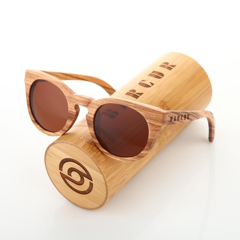 Premium Ξύλινα Γυαλιά Ηλίου με Καφέ Polarized Φακό - ACCESSORISTA d59fdf7f57c