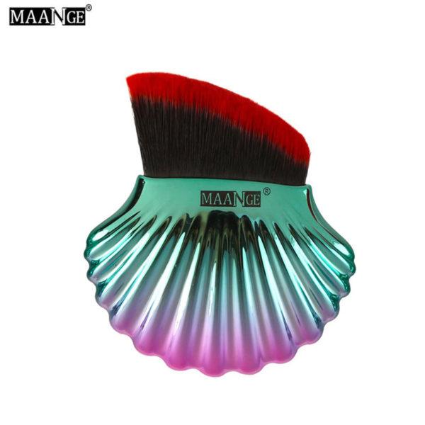 Βουρτσάκι Μακιγιάζ Shell Mermaid Contour Oblique