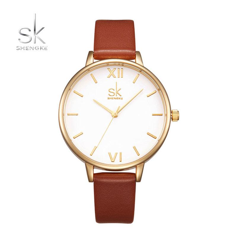 Ρολόι Shengke Siena Gold
