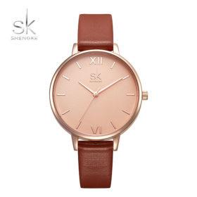 Ρολόι Shengke Siena Rose Gold