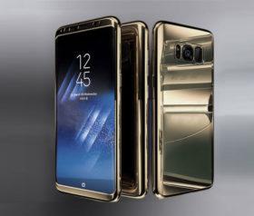 Θήκη 360° Neon Gold - Galaxy S8 PLUS