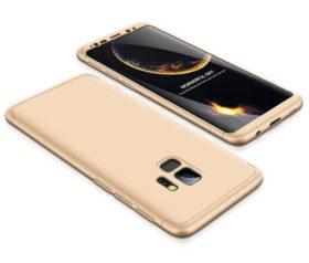 Θήκη 360° Gold - Galaxy S9