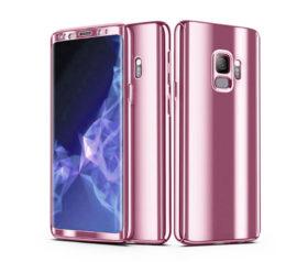 Θήκη 360° Neon Rose / Gold - Galaxy S9