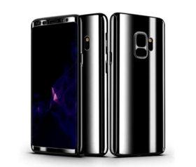 Θήκη 360° Neon Black - Galaxy S9