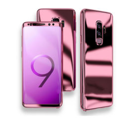 Θήκη 360° Neon Rose / Gold - Galaxy S9 PLUS