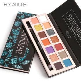 Everchanging Focallure - Παλέτα Σκιών με 14 χρώματα