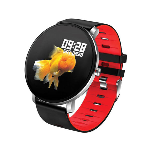 SmartWatch Active Red ITR-S9