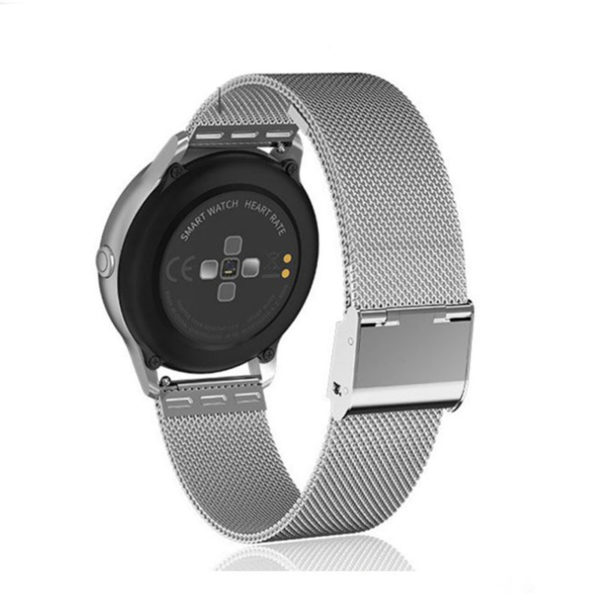SmartWatch Stainless Silver ITR-M88 / iPhone
