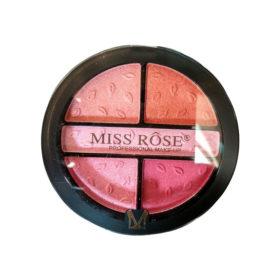 Berry Miss Rose - Παλέτα Σκιών με 4 χρώματα