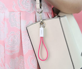 Keychain καλώδιο Rose – Lightning