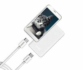 Καλώδιο 1m USB-C σε USB-C / ROMOSS CB32