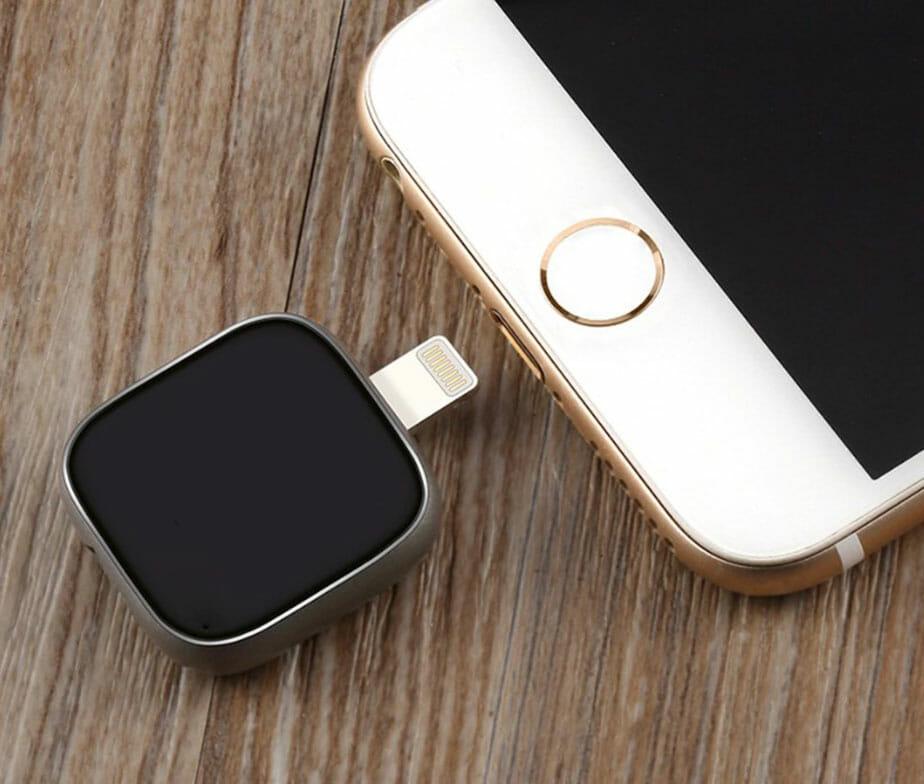 Εξωτερική Μνήμη για iPhone / 32GB Μαύρο
