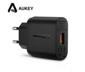 Φορτιστής USB Quick Charge 3.0 - AUKEY
