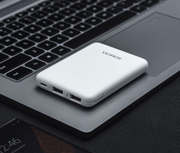 5000mAh Powerbank Pure 05 – ROMOSS