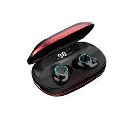 Ασύρματα Μεταλλικά Ακουστικά G16 TWS - Κόκκινο