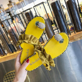 Σαγιονάρα Pineapple Pearl Yellow