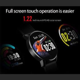 SmartWatch Ανοξείδωτο Mesh Bracelet ITR-M20 BlackSmartWatch Ανοξείδωτο Mesh Bracelet ITR-M20 Black