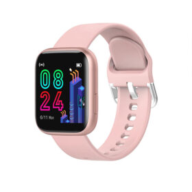 SmartWatch Fashion Silicone ITR-S4 Rose