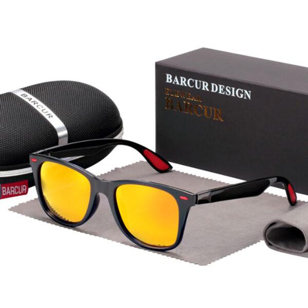 Γυαλιά Ηλίου Active Gloss Black / Red Σκελετός & Orange Φακός Polarized (2130)Γυαλιά Ηλίου Active Gloss Black / Red Σκελετός & Orange Φακός Polarized (2130)