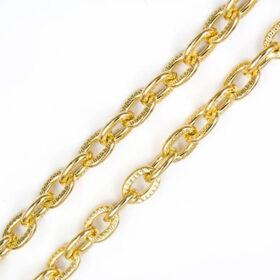Αλυσίδα Γυαλιών Μεταλλική Gold