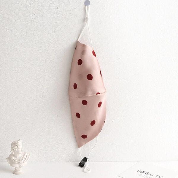 Μάσκα Πολλαπλών Χρήσεων Vintage Ροζ - One Size